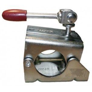 Хомут крепления опорного колеса AL-KO со штоком 60 мм к дышлу